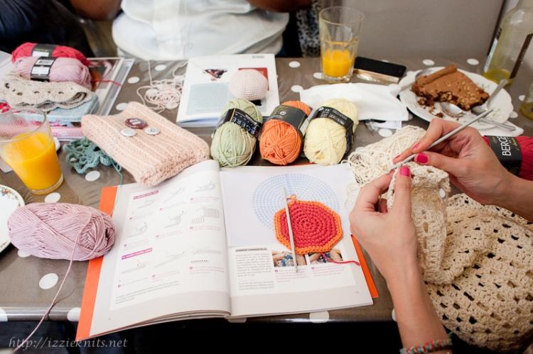 atelier crochet BDF