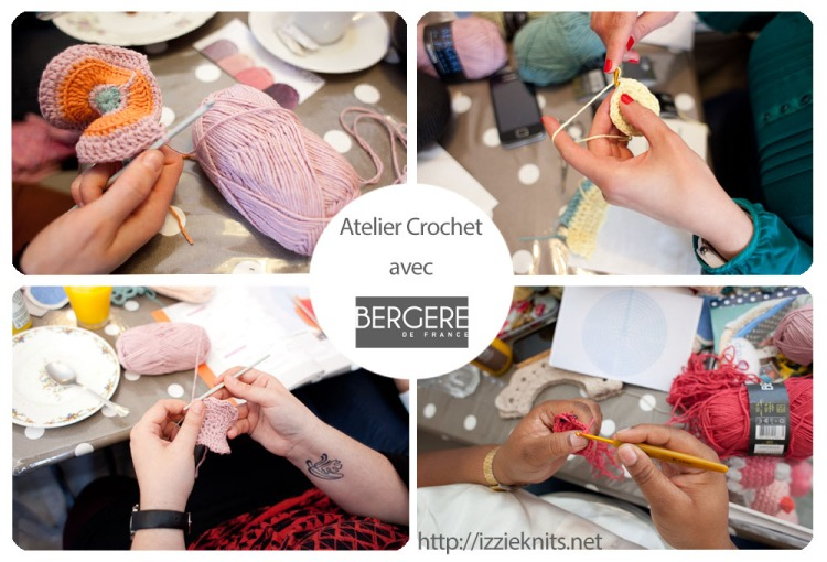 Atelier crochet with BDF #1